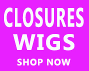 Lace Closures, Frontals, Wigs