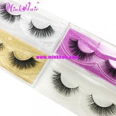 3D Mink Lash 32 Styles Soft Sexy Thick Handmade 3D Eyelash Extensions
