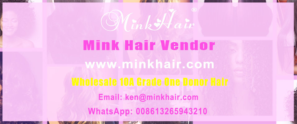 Mink Hair | 100% Virgin Mink Hair Weave