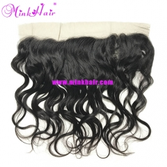 2018 New Arrival Mink Brazilian Frontal Water Wave Texture
