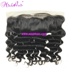10A Grade 13*4 Loose Deep Wave Lace Frontal