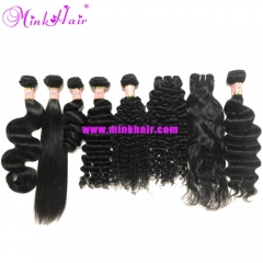 Wholesale 10A Unprocessed Raw Mink Cambodian Hair