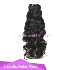 Mink Brazilian Water Wave Soft and Smooth Hot Human Mink Hair Supplier