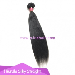 Mink Hair Vendor 10A Grade Silky Straight Mink Brazilian Hair